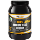 100% Natural Vegan Protein 750g Dose