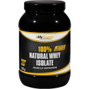 100% Natural Whey Isolat 750g Dose