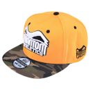 "Athletics Cap ""Team"" - Orange/Camo"