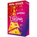 Body Attack Adventskalender 24 Riegel
