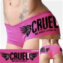 "Booty Shortie Monsta ""Cruel Intensions"" pink"