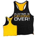 "Dedicated Stringer ""Playtim Is F#cking Over"""