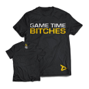 "Dedicated T-Shirt ""Game Time"""