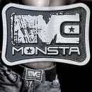 Monsta Belt Buckle