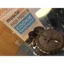 Musclefood Protein Cookie Sandwich (Oreos) 3x18g Original