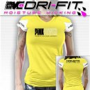 "T-Shirt Monsta V-Neck Dri-Fit ""Pink Power"""
