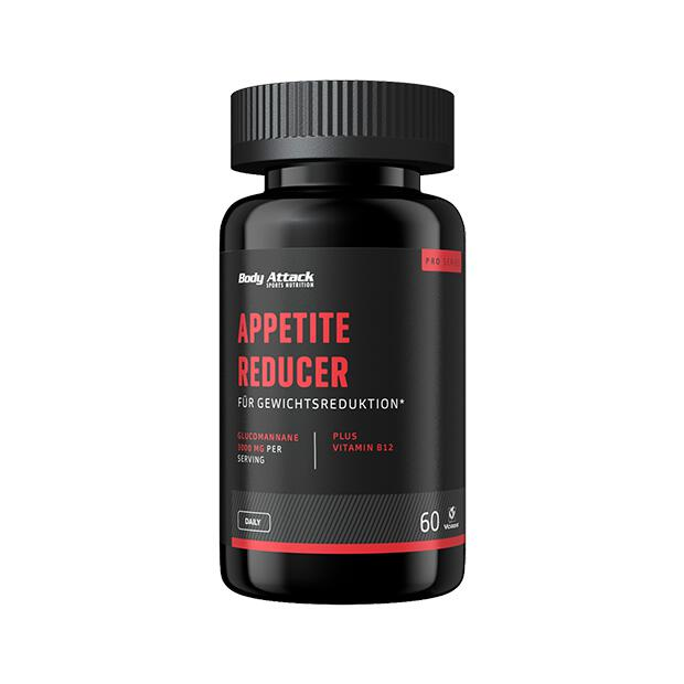 BODY ATTACK Appetite Reducer Men 60 Caps
