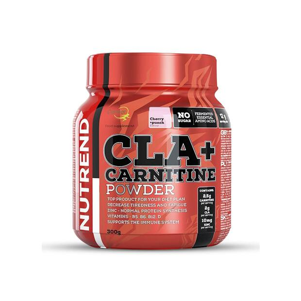 NUTREND CLA + Carnitine Powder 300g