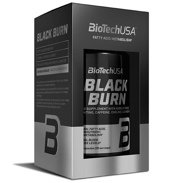BioTechUSA Black Burn 90 Caps