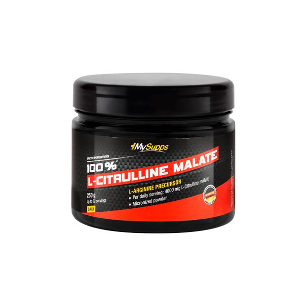 MY SUPPS 100% L-Citrulline Malate 250g