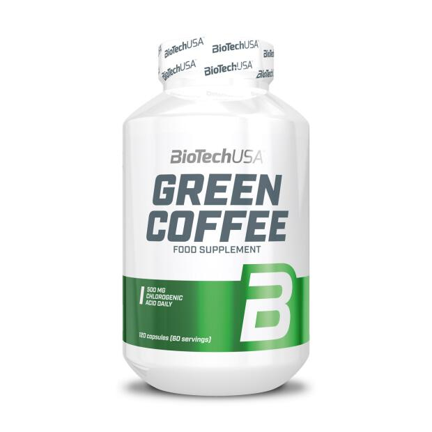 BioTechUSA Green Coffee 120 Caps
