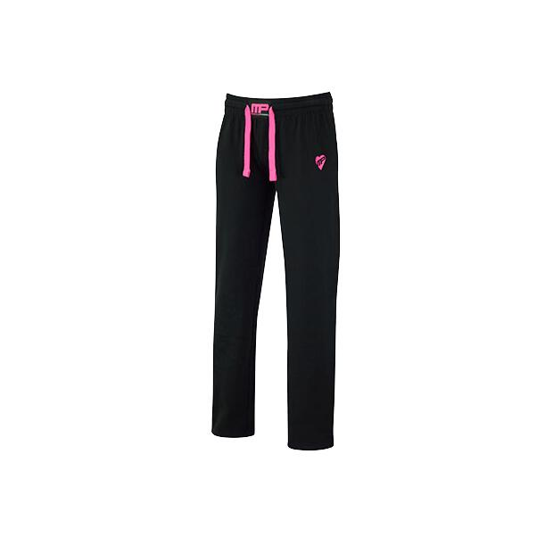 Sweat Pant Strong Is The New Sexy black/hot pink