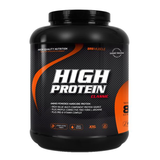 SRS High Protein 2500g