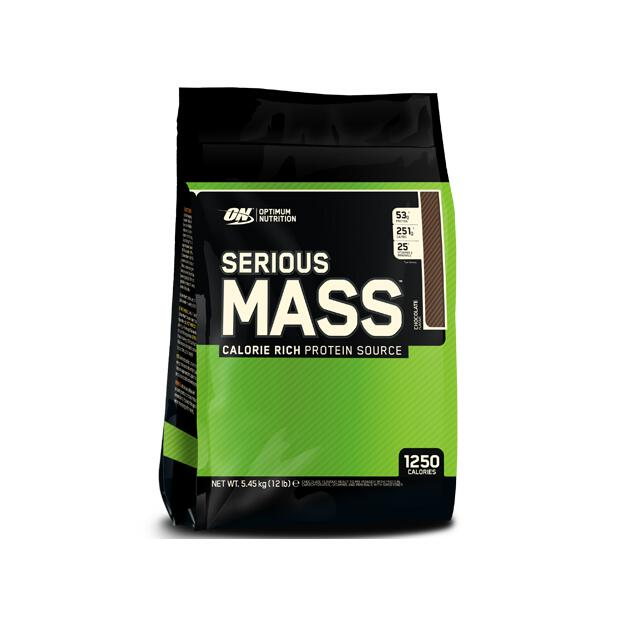 OPTIMUM NUTRITION Serious Mass 5454g