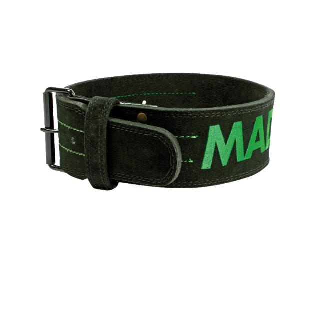 MADMAX Suede Single Prong Belt 4 10