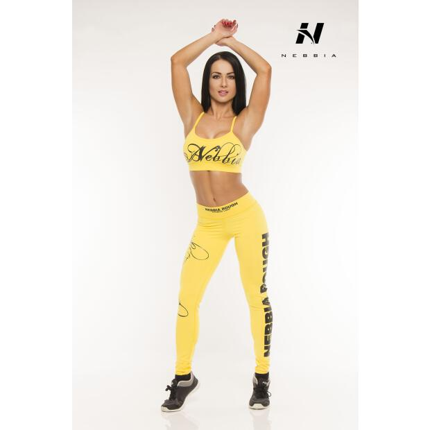 Mini Singlet Supplex 812 yellow