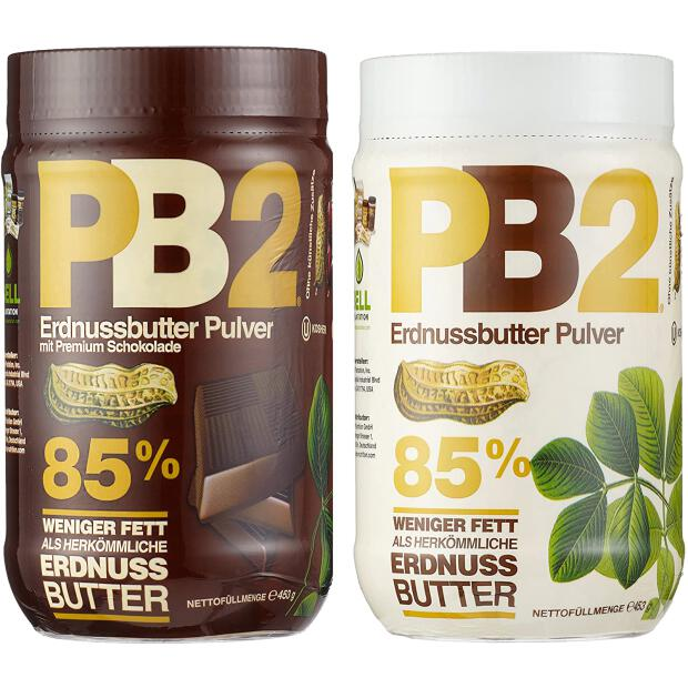BELL PLANTATION PB2 Powdered Peanut Butter 454g