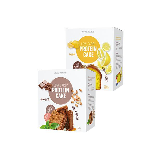 BODY ATTACK Low Carb Choco Cake 150g