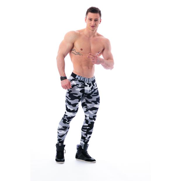 Leggings AW 115 camo black