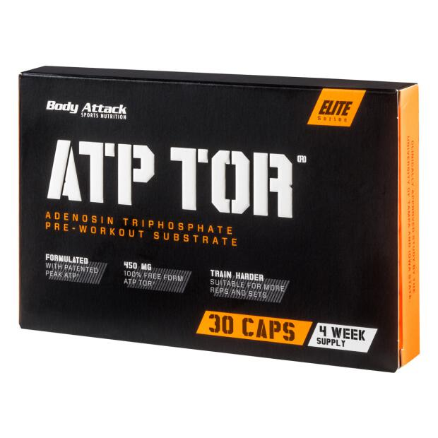 BODY ATTACK ATP TOR 30 Caps