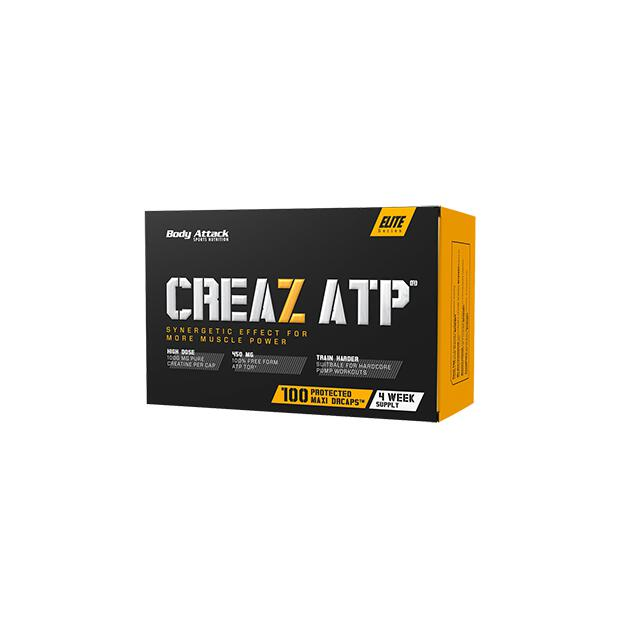 BODY ATTACK CreaZ ATP 100 Maxi Caps