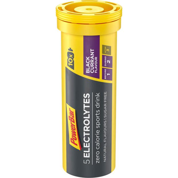 5 Electrolytes Sports Drink 10 Tabs