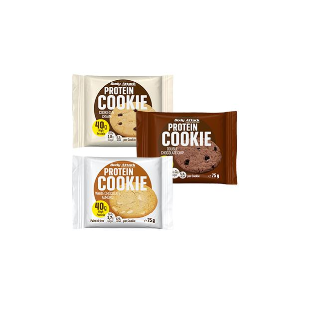 BODY ATTACK Protein Cookie 75g