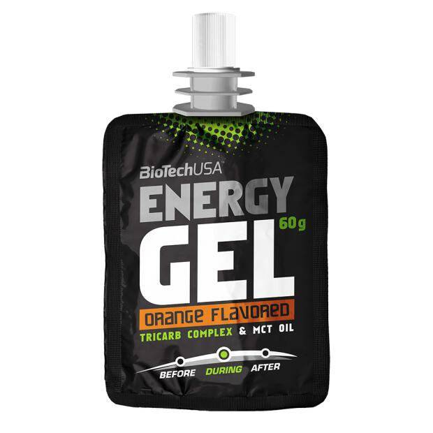 BioTechUSA Energy Gel 60g