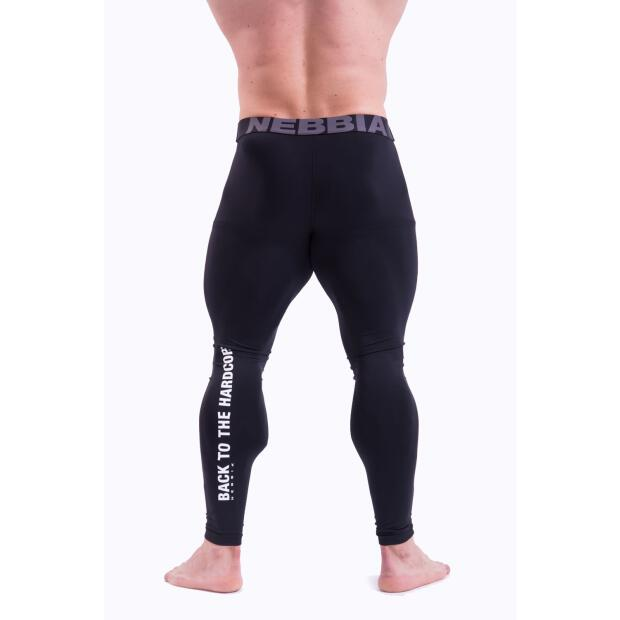 NEBBIA Hardcore Leggings 315 black