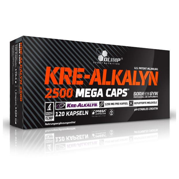 OLIMP Kre-Alkalyn 2500 120 Caps