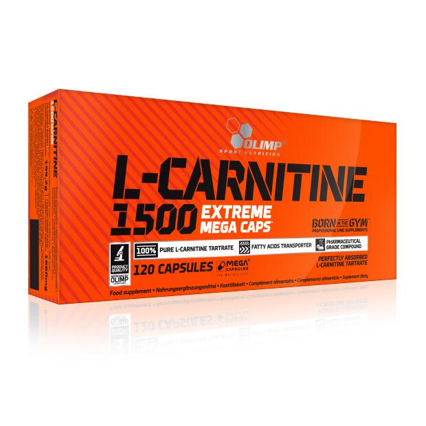 OLIMP L-Carnitine 1500 120 Caps
