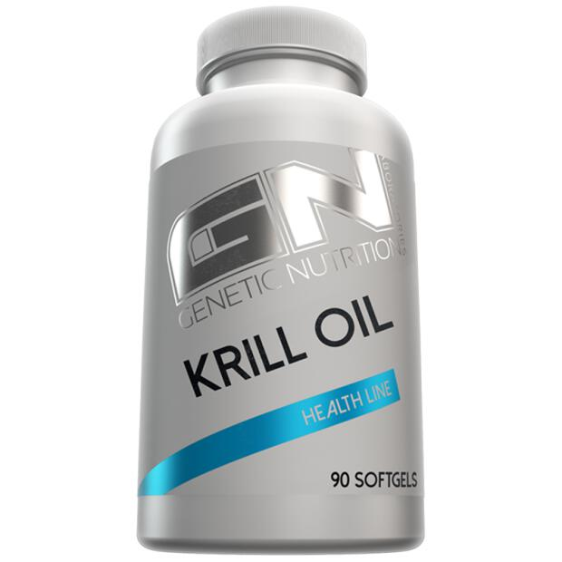 GN Krill Oil 90 Caps