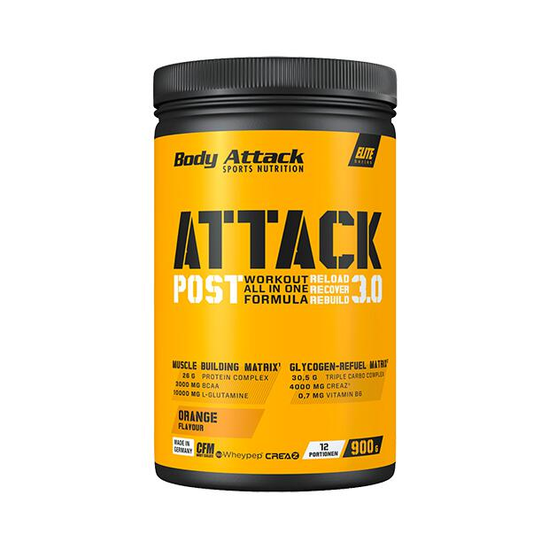BODY ATTACK Post Attack 3.0 900g