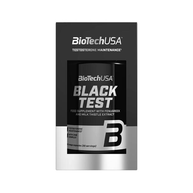 BioTechUSA Black Test 90 Caps