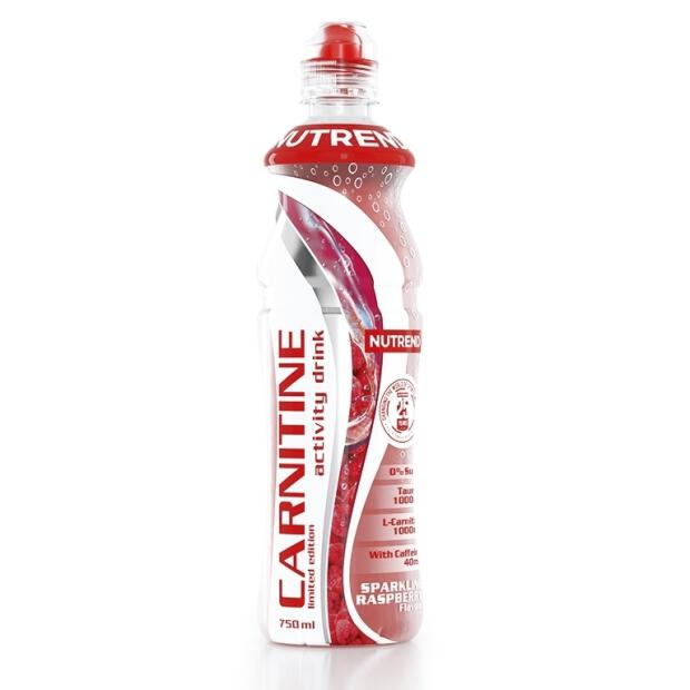 NUTREND Carnitine Activity Drink with Caffeine 750ml